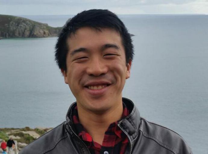 Thomas Liu, el joven estadounidense de 29 años agredido el pasado jueves IMAGEN CEDIDA