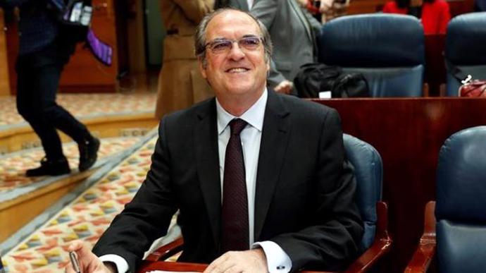 Ángel Gabilondo, candidato del PSOE a la Comunidad de Madrid