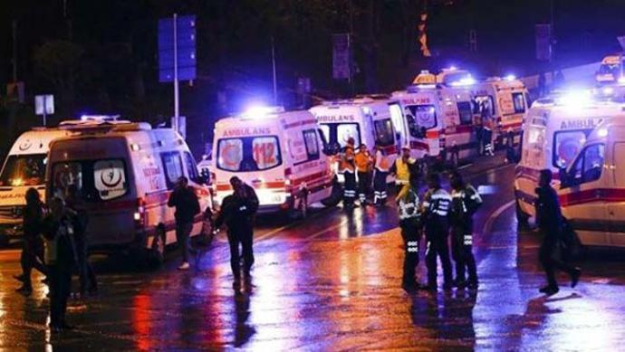 Explosión en depósito de municiones deja 7 muertos en Turquía