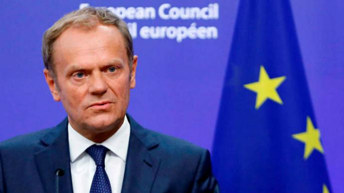 Tusk critica a Trump y alerta ante el auge del nacionalismo en Europa