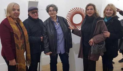 Charo Rincón: Belleza, Arte y Matemáticas en la exposición de la galería Ra del Rey