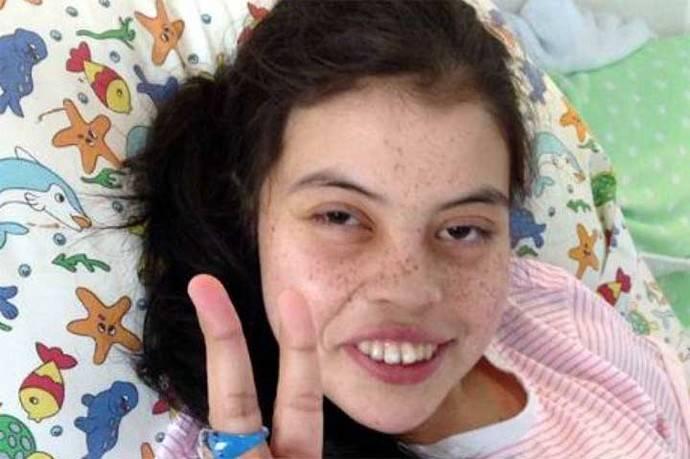 Daniela Belén Vargas murió después de que el servicio de salud chileno le negara un trasplante.