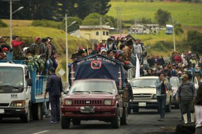 Ecuador, un país petrolero en crisis