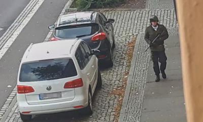 Alemania: atacante de sinagoga difundió video en directo en la plataforma Twitch