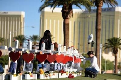 Los documentos del asesino de Las Vegas