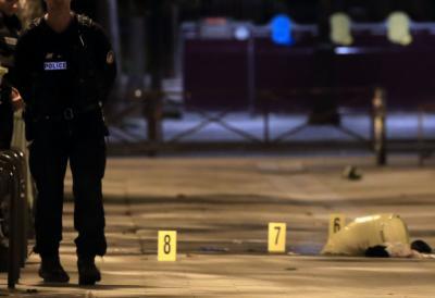 Siete heridos, varios graves, por un ataque con cuchillo en París