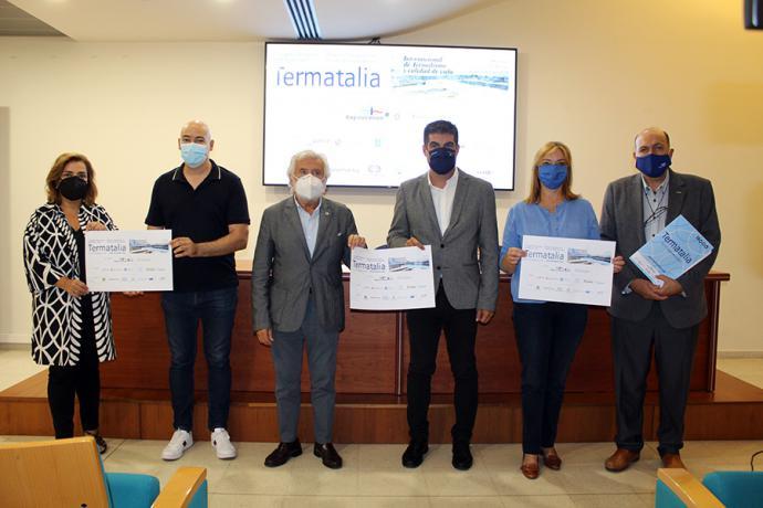 Expertos de diez países participaran en Termatalia, que se celebrará del 15 al 17 de este mes en Ourense