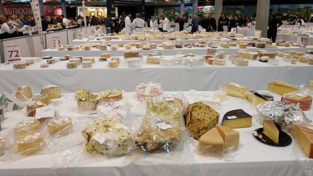 Oviedo sede de los World Cheese Awards 2021