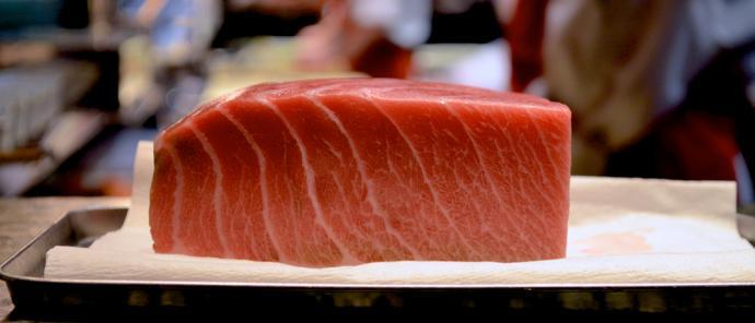 La gastronomía del atún...