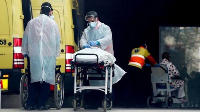 España registra 510 muertos con coronavirus en 24 horas, la cifra más baja desde el 23 de marzo