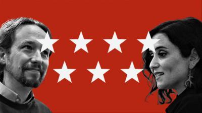 Pablo Iglesias recoge el guante de Ayuso