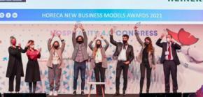 Ganadores de los Horeca New Business Models Awards 2021