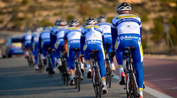 Sport Vlaanderen-Baloise, representante flamenco en la 65ª Vuelta Ciclista a Andalucía