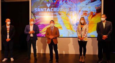 Santa Cruz de Tenerife oferta este año un Carnaval virtual condicionado por la crisis sanitaria