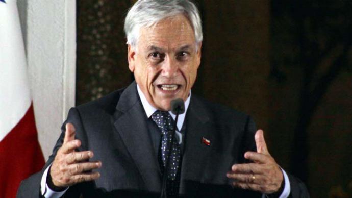 Piñera declarará por segunda vez en caso de corrupción política en Chile