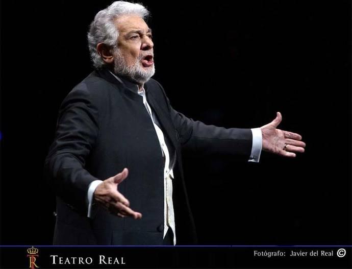 """Plácido Domingo critica algunas de las producciones artísticas en las que 'se hacen barbaridades"""""""