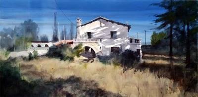 XVIII Certamen de Pintura en Directo Rafael Botí. Premios y accésits