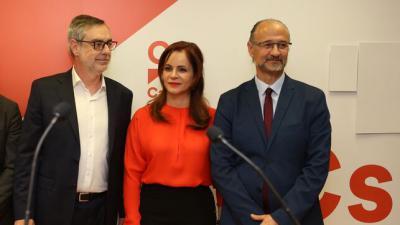 El Consejo General de Ciudadanos avala sin unanimidad a Silvia Clemente como candidata en Castilla y León