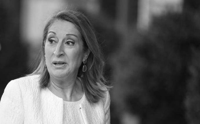 Ana Pastro ha dado positivo en coronavirus