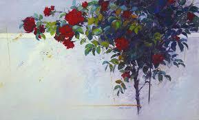 Antonio de Ávila: Pintura y color en flores y macetas, en la galería ARDEARTe