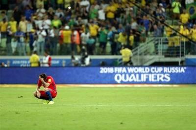 Si Chile no hubiera pedido los puntos contra Bolivia, estaría en el repechaje