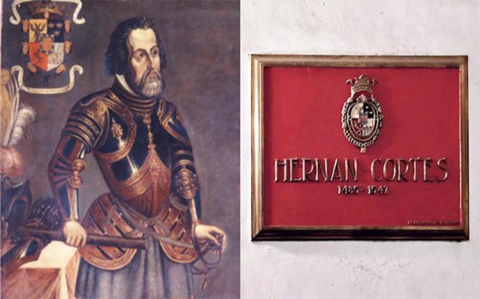 Vox exige que México restaure tumba de Hernán Cortés
