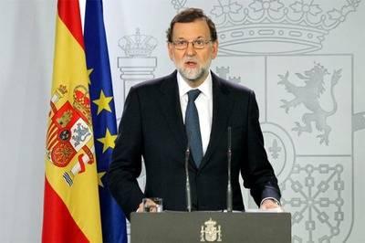 Mariano Rajoy presidente del gobierno