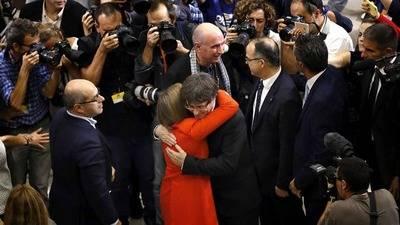 La crisis por la independencia unilateral de Cataluña en cinco preguntas