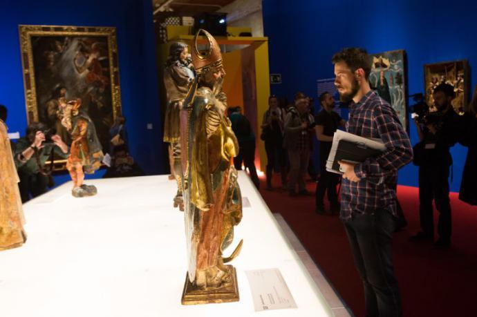 La exposición de Las Edades del Hombre alcanza los 100.000 visitantes
