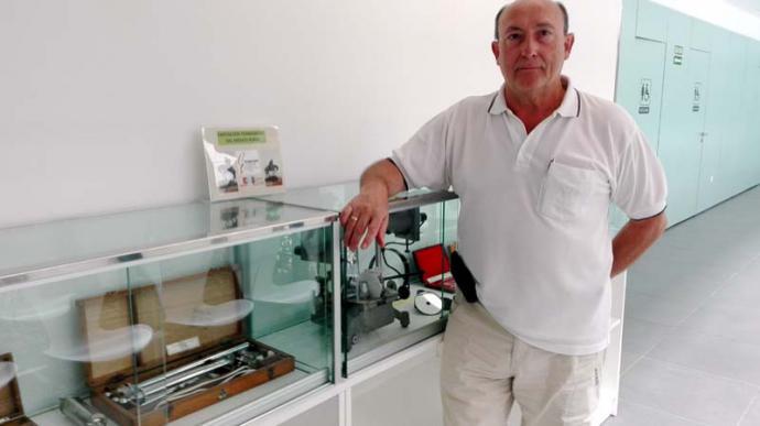 Exposición sobre el Médico Rural en el Centro de Comarcal de Salud