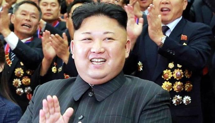 Kim-Jong un, líder de Corea del Norte