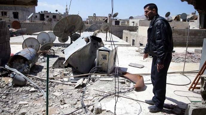 Ministerio de Salud turco confirma uso de sarín en provincia siria de Idlib