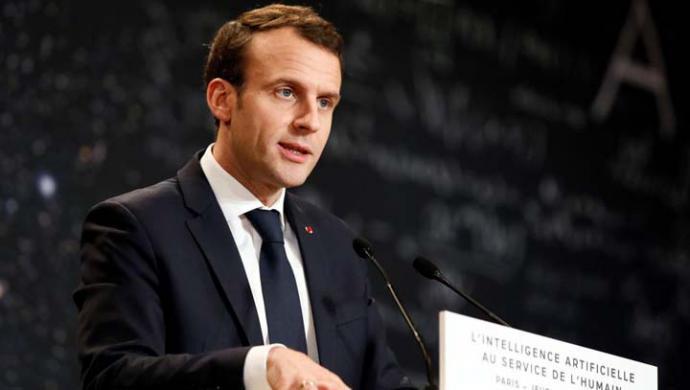 Macron afirma que tiene pruebas sobre el uso de armas químicas por el régimen sirio