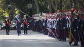 Un veinteañero del clan Franco disparó las ventas de su empresa un 71% tras lograr un contrato de la Guardia Real