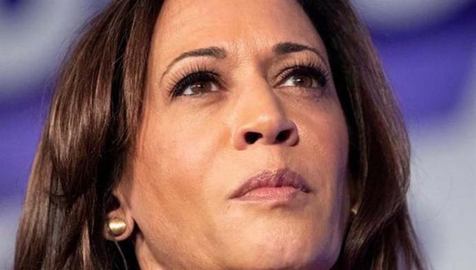 Kamala Harris, candidata a la VP de EE.UU. por el partido Demócrata