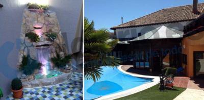 El marido de la presidenta de las Cortes de Castilla y León se gastó un millón de euros de origen desconocido en reformar una casa