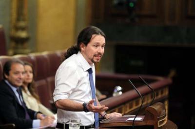 Pablo Iglesias, a Pedro Sánchez: 'No incendie Catalunya. No es bueno para España'