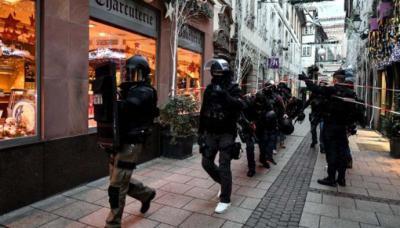 Francia: Autor del atentado de Estrasburgo podría haber escapado del país