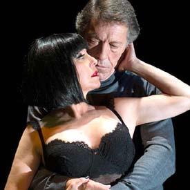 """""""La puta de las mil noches"""", obra dramática de Juana Escabias, dirigida en el Teatro Español por Juan Estelrich"""