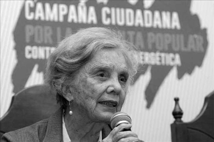Elena Poniatowska cuenta que fue violada por el escritor Juan José Arreola