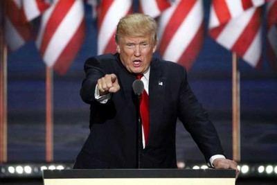 'No queremos inmigrantes que procedan de PAÍSES DE MIERDA', expresó Trump