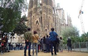 La crisis catalana está afectado el turismo en la región