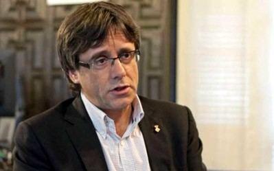 Carles Puigdemont candidato a la presidencia de la Generalitat