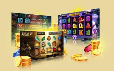 Los slots online: la nueva manera de ir al casino