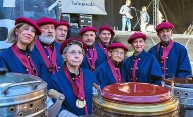 Nace en Balmaseda ( Vizcaya) la Cofradía de la Putxera y la Olla Ferrroviaria