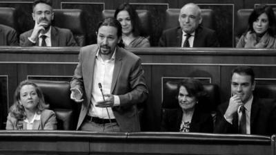 Iglesias defiende los objetivos de la Agenda 2030 ante García Egea: 'La pobreza es una opción política'