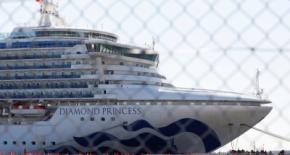 Los infectados por coronavirus en el crucero Diamond Princess, en cuarentena en Japón, llegan a 174