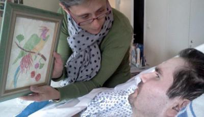 El caso de Lambert se había convertido en Francia en símbolo del debate en torno a la muerte digna