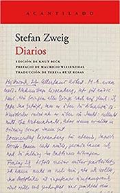 "Stefan Zweig: segunda edición de sus ""Diarios"", con prefacio de Mauricio Wiesenthal"