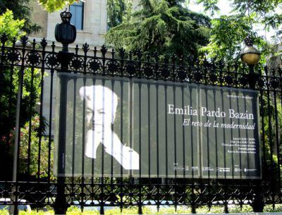 Exposición: EMILIA PARDO BAZÁN 'El reto de la modernidad'